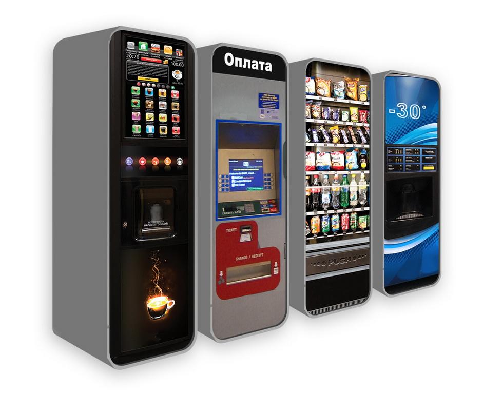 Производитель торговых автоматов